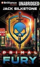 NEW PRIMAL Fury (The PRIMAL series) by Jack Silkstone