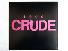 "Vinyl-12""-LP # Crude [JP] # 1999 # 1999 # Straight Up # m-/vg+"
