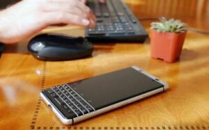"BlackBerry Keyone 4.5"" 4G LTE Octa-core CPU 32/64GB ROM 12MP cell Phone"