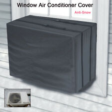 Window Air Conditioner Cover For Air Conditioner Outdoor Unit Anti-Snow Housing