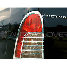 Chrome Tail Light Cover For 2006 2010 Ssangyong Actyon Sports