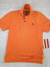 PRPS GOODS & CO. The Orange Jersey Pique  ( XLARGE) $ 125