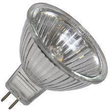 8 X MR16 bombillas de luz halógena 10w 12v 50mm de baja tensión