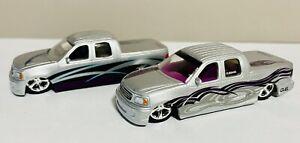 Jada-Dub City-Ford F-150 pair-Loose
