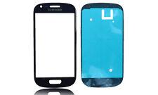Touch Touchscreen Front Glas Scheibe für Samsung Galaxy S3 mini i8190 Blau Neu!