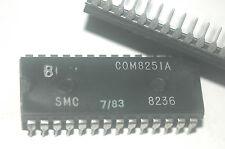 SMC COM8251A 28-Pin Dip Rare Integrated Circuit New Quantity-1