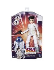 STAR WARS - PRINCESS LEIA ORGANA & R2-D2 Action Figure Doll Set