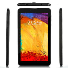 7.0-inch Phablet Tablet PC 4G SmartPhone WiFi GSM Unlocked AT&T T-Mobile (Black)