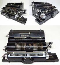 Thales GEO Rechenmaschine mechanical calculator Geometer Landvermessung Antik