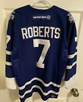 Koho Toronto Maple Leafs Gary Roberts Hockey Jersey - Adult M Blue