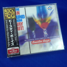 BEASTIE BOYS: The In Sound From Way Out RARE OOP 1999 JAP CD +4 BONUS TKS PROMO