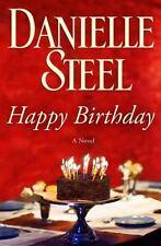 Happy Birthday: A Novel Steel, Danielle Hardcover