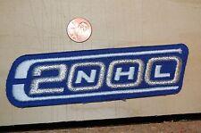 NHL HOCKEY 2NHL Shield Patch 2000 Millenium Blue Logo