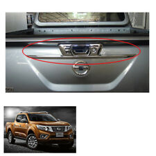 Tail Gate Tailgate Handle Cover Chrome Nissan NP300 Navara Frontier fit 15 - 17