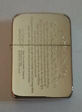 Rare ZIPPO Guarantee Lighter, 1941 Replica Model, circa 2005