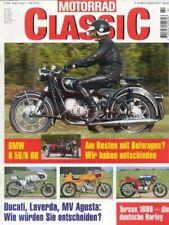 MC9902 + BMW R 50 / R 60 + TORNAX 1000 + MOTORRAD CLASSIC 2 1999
