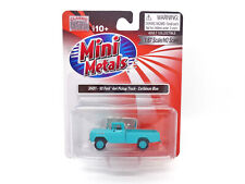 1960 Ford 4x4 Pickup Truck Caribbean Blue HO - Classic Metal Works #30451 vmf121