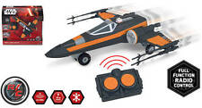 Thinkway Toys Star Wars Poes X-Wing Fighter PREMIUM RADIO CONTROL 13403