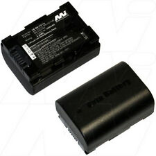 3.7V 1.2Ah Replacement Battery Compatible with JVC BN-VG107E