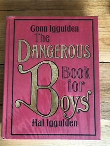 The Dangerous Book for Boys by Hal Iggulden Hardcover Book - Unwanted Gift