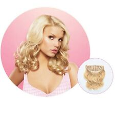 """HAIR U WEAR HairDo Salon Clip-In Hair Extensions 18"""" WAVY Jessica Simpson"""