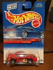 2000 Hot Wheels Kung Fu Force Series '99 Mustang #34