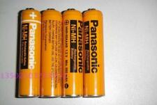 8 pcs 1.2V 550mAh Panasonic AAA RECHARGEABLE BATTERY NI-MH HHR-55AAABU