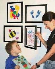 "Child Artwork Frame - Display Cabinet Frames And Stores Your Child's 12"" x 18"""