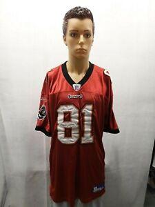Reebok Alex Smith Tampa Bay Buccaneers Authenitc Jersey 52 NFL