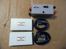 ESTATE FOUND NEW OLD STOCK NIKON MOTOR DRIVE RELAY BOX AND 2 CORDS