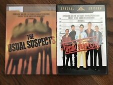 Usual Suspects Special Edition Dvd With Slipcover Benicio Del Toro Gabriel Byrne