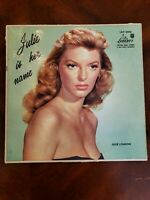 Julie London JULIE IS HER NAME 1955 LRP 3006 Liberty Records