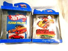 2-1997 Commemorative 30 yr Hot Wheels Flying Colors Cars Mip