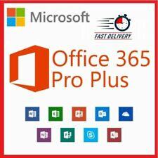 Microsoft Office 365 2019 PRO PLUS - 5 Devices - Lifetime Account
