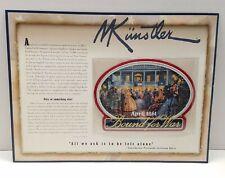 Mort Kunstler Bound For War April 1861 Civil War Artist Card Patch Dunbury Mint