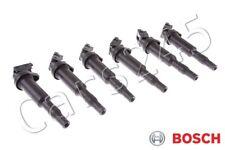 NEW Bosch Ignition Coil SET X6 For BMW 335XI 650I 760I E90 E60 E65 E83 E53 E70