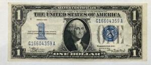 1934 $1 funny back note