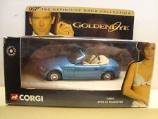 CORGI JAMES BOND BMW Z3  GOLDENEYE