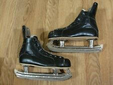 Vintage Riedell Youth Hockey Speed Skates sz 1 1/2 model 35 Red Wing, MN