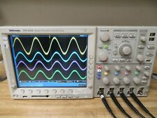 Tektronix Dpo4104 1ghz Digital Phosphorus Oscilloscope 5gss Om15