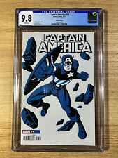 Captain America #28 (2021 Marvel Comics) Michael Cho Variant CGC 9.8