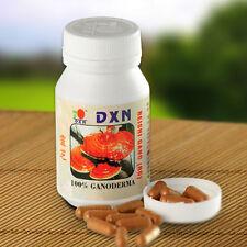 RG DXN 30 capsule 100% Ganoderma Lucidum x 270 mg fungo Reishi Gano integratori