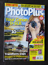 Photoplus, Oct.  2011, Iss 53, Canon Edition, take control of your Canon D-SLR