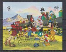 S802. Antigua & Barbuda - MNH - Cartoons - Disney's - Wedding of the Rails
