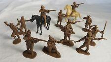 Classic Toy Soldiers - Frontiersmen & Alamo Defenders (54MM)