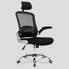 Computer Swivel Chair Gaming Seat Executive Chairs Home Office Supply Black Gray