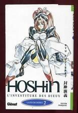 RYU FUJISAKI: HOSHIN N°2. GLENAT. 2002.