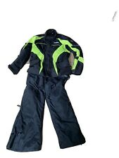 motorbike jacket and trousers waterproof