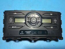 2012 Toyota Yaris 55900-02311 A/C Heater Control Panel