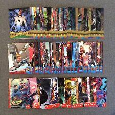 2013 Fleer Marvel Retro 1995 Metal / 1994 X-Men / Stickers Insert Card Singles